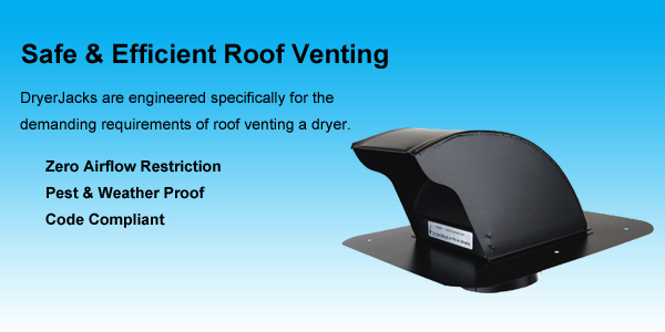 Safe & Efficient Roof Venting