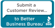 BBB Submit a Customer Review
